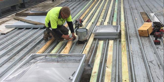 Roof Installation 02